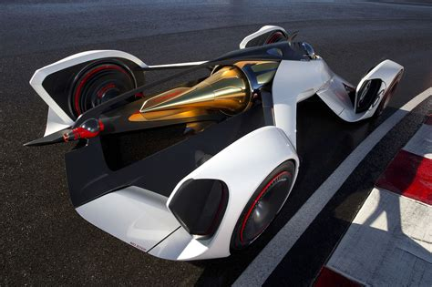 chevrolet chaparral  vgt concept rear photo gran