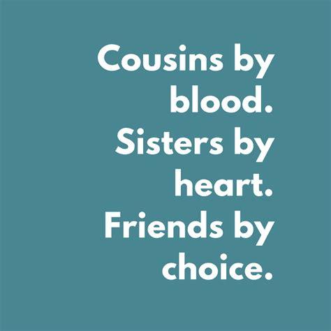 celebrate cousinship cousin quotes poems  fun ideas