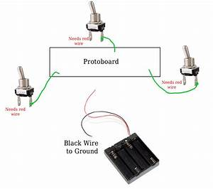 How To Install 2 Way Light Switch Diagram  U2013 2 Way Switch 3