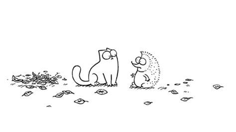 gif kitty cat lol drawing art funny animals cute eyes
