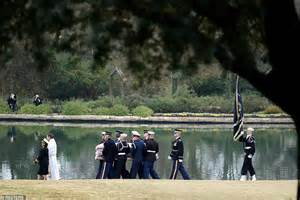 George HW Bush39s Final Journey Will Be By Train As His