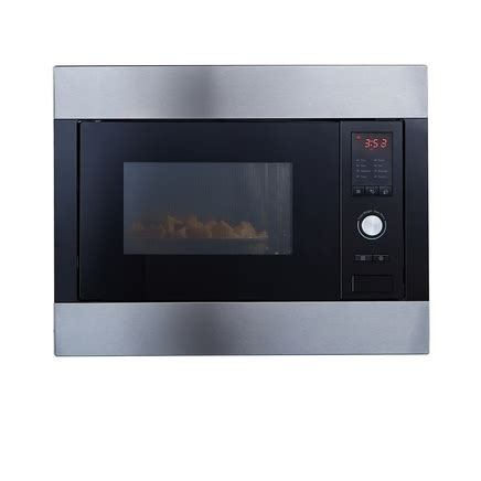 Integrated Microwave & Grill   Howdens Joinery