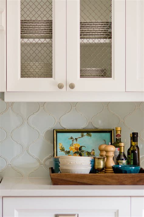 arabesque tile backsplash arabesque backsplash tiles design ideas