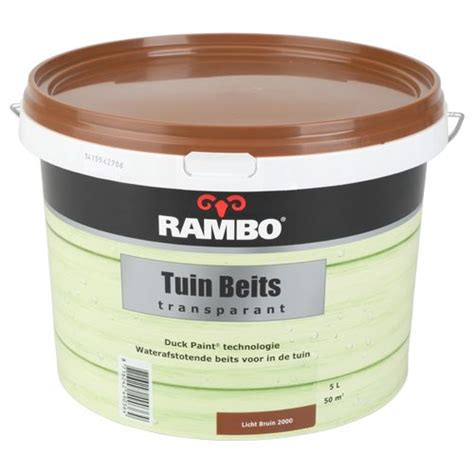 Top Kitchen Ideas - rambo tuinbeits 5l licht bruin action pinterest