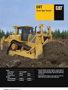 Cat Bulldozer D8