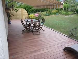Terrasse En Bois Composite Prix : terrasse en bois composite ~ Edinachiropracticcenter.com Idées de Décoration