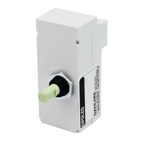 rotary and push led dimmer module white 250w mr resistor