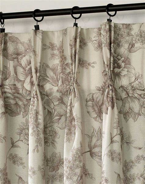 french country curtains lr kitchen pinterest