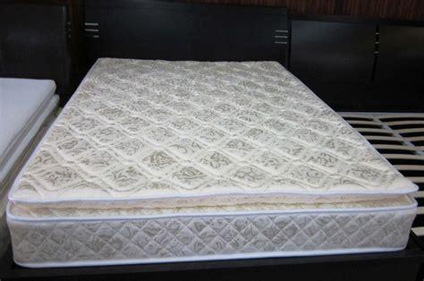queen size pillow top mattress  super soft sydney pickup
