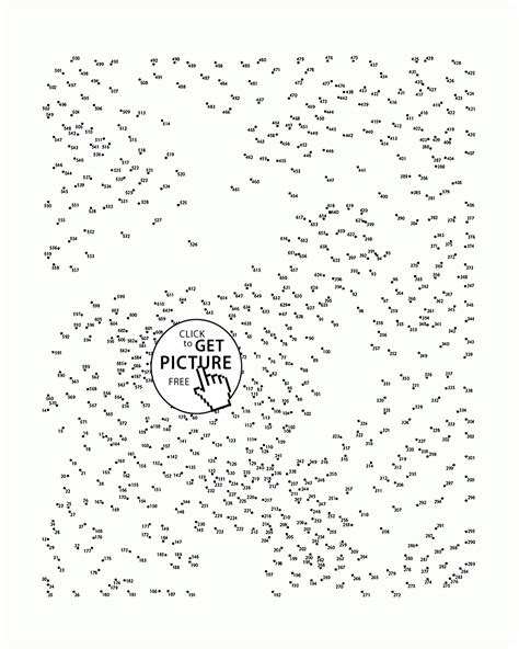 dot to dot coloring pages for connect the
