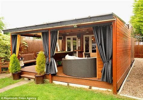 the ultimate garden shed how a made his shed into
