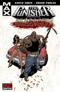 The Punisher MAX Presents: Barracuda by Garth Ennis
