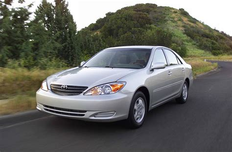 2003 Toyota Camry  Information And Photos Momentcar