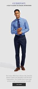 64 best Interview Style for Men images on Pinterest | Man style Menswear and Men clothes