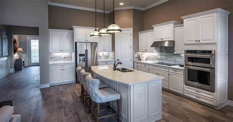 pulte homes kitchen cabinets pulte s creekview model opens for viewing in avalon park 4446