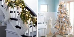 Photo Deco Noel : deco interieur maison pour noel ~ Zukunftsfamilie.com Idées de Décoration