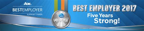 allstate careers allstate insurance canada