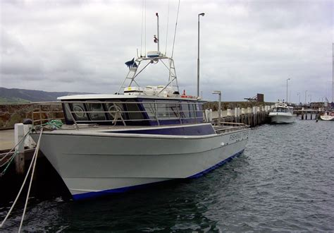 Used Fishing Boats For Sale by Charter Fishing Boat Commercial Vessel Boats