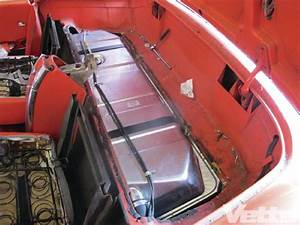 Corvette Central Deluxe C1 Gas Tank Kit Installation