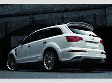 Project Kahn Audi Q7 Revealed autoevolution