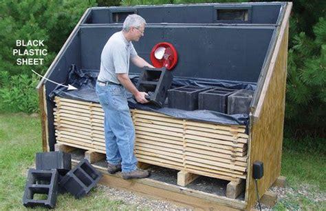solar kiln wood kiln solar kiln wood crafting tools