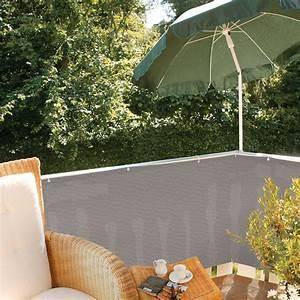 Sichtschutz Am Balkon : balkonbespannung pe classic grau sichtschutz ~ Sanjose-hotels-ca.com Haus und Dekorationen