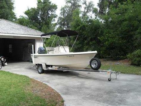 Parker Boats Orlando by 2009 Parker 1801 Cc For Sale Only 33 Hours Sold