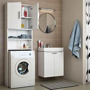 Regal Waschmaschine Trockner : regal fur waschmaschine und trockner ~ Michelbontemps.com Haus und Dekorationen