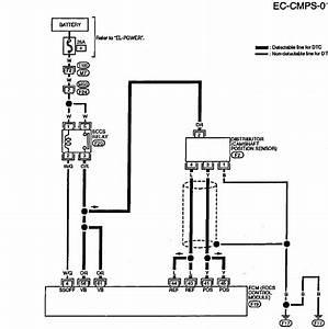 93 Altima Distributor Wire Connector Diagram