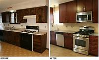 kitchen remodel before and after Kitchen Remodels Before And After Photos   Modern Kitchens