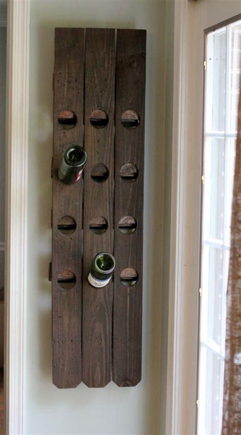 wine rack ideas 14 easy diy wine rack plans guide patterns
