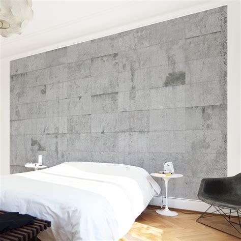 modern industrial loft  concrete wallpaper int