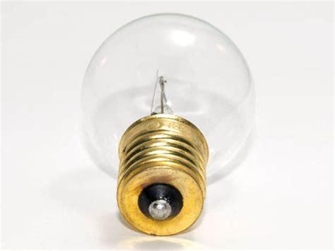 bulbrite 40w 120v s11 clear sign bulb e17 base 40s11n c