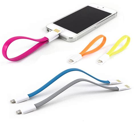 iphone cords free shipping noodle wire ios 8 2 to 8pin usb sync