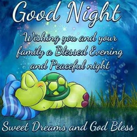 Good Night Sweet Dreams *** Bless Pictures, Photos, and