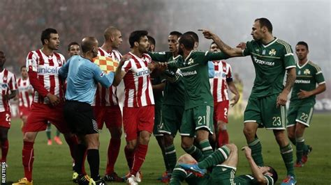Panathinaikos V Olympiakos Watch A Live Stream Of The