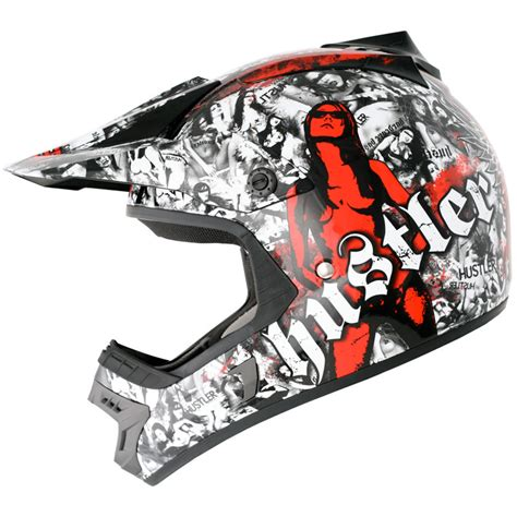 motocross crash helmets oneal rockhard hustler limited edition mx enduro motocross