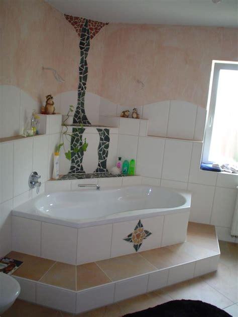 badewanne mit stufe beispielseite badezimmer fliesen schoenleber rudersberg