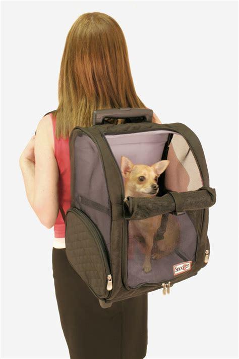 Snoozer Roll Around Travel Dog Carrier