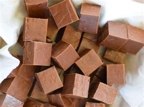 Recettes De Fudge Au Chocolat