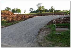 terrassement les fondations et le chemin le blog de la With prix terrassement chemin d acces