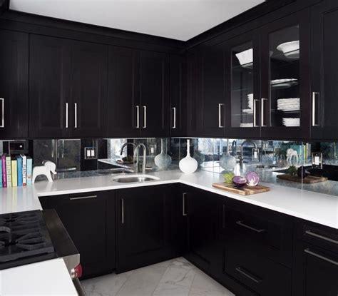 beautiful monochrome kitchen ideas
