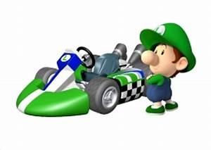 Baby Luigi - Mario Kart Wii | Mario!! | Pinterest