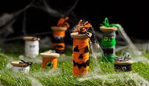 Halloween Sachen Basteln : bastelanleitung grusel spulen zu halloween basteln ~ Whattoseeinmadrid.com Haus und Dekorationen