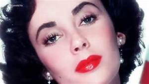 THE EYES OF ELIZABETH TAYLOR - Her most beautiful closeup ...
