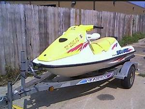 1999 Sea Doo Seadoo Speedster  Sk Service Repair Manual