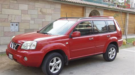 Nissan X Trail Picture by 2003 Nissan X Trail Pictures Information And Specs