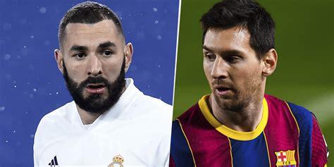 MIRA EN VIVO ONLINE AQUÍ Real Madrid vs. Barcelona ...