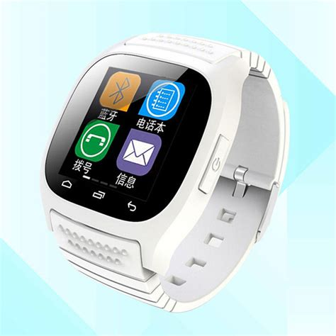 android bluetooth android bluetooth smartwatch 2015 smart m26 reloj