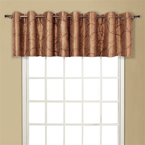 Kmart Curtains And Valances by Valance Window Panel Kmart Valance Curtain